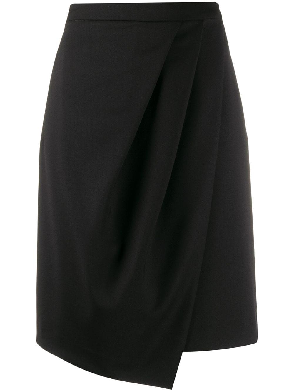 Karl Lagerfeld юбка-тюльпан Karl из коллаборации с Carine