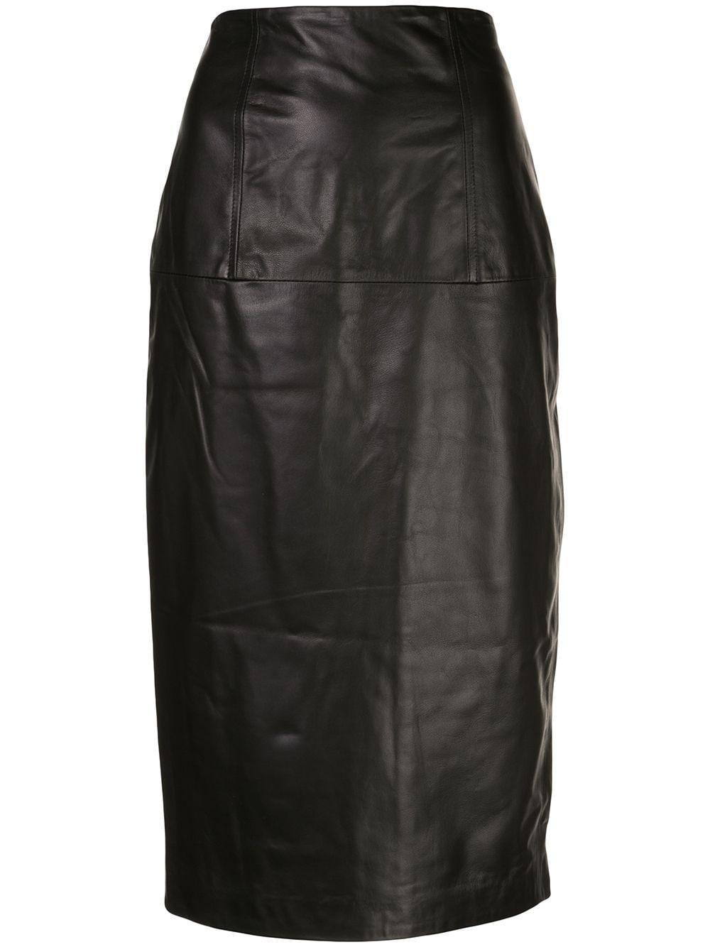 Kiki de Montparnasse юбка-карандаш Bustle