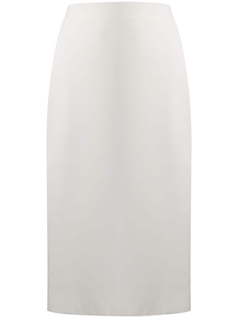 Loulou юбка-карандаш с завышенной талией