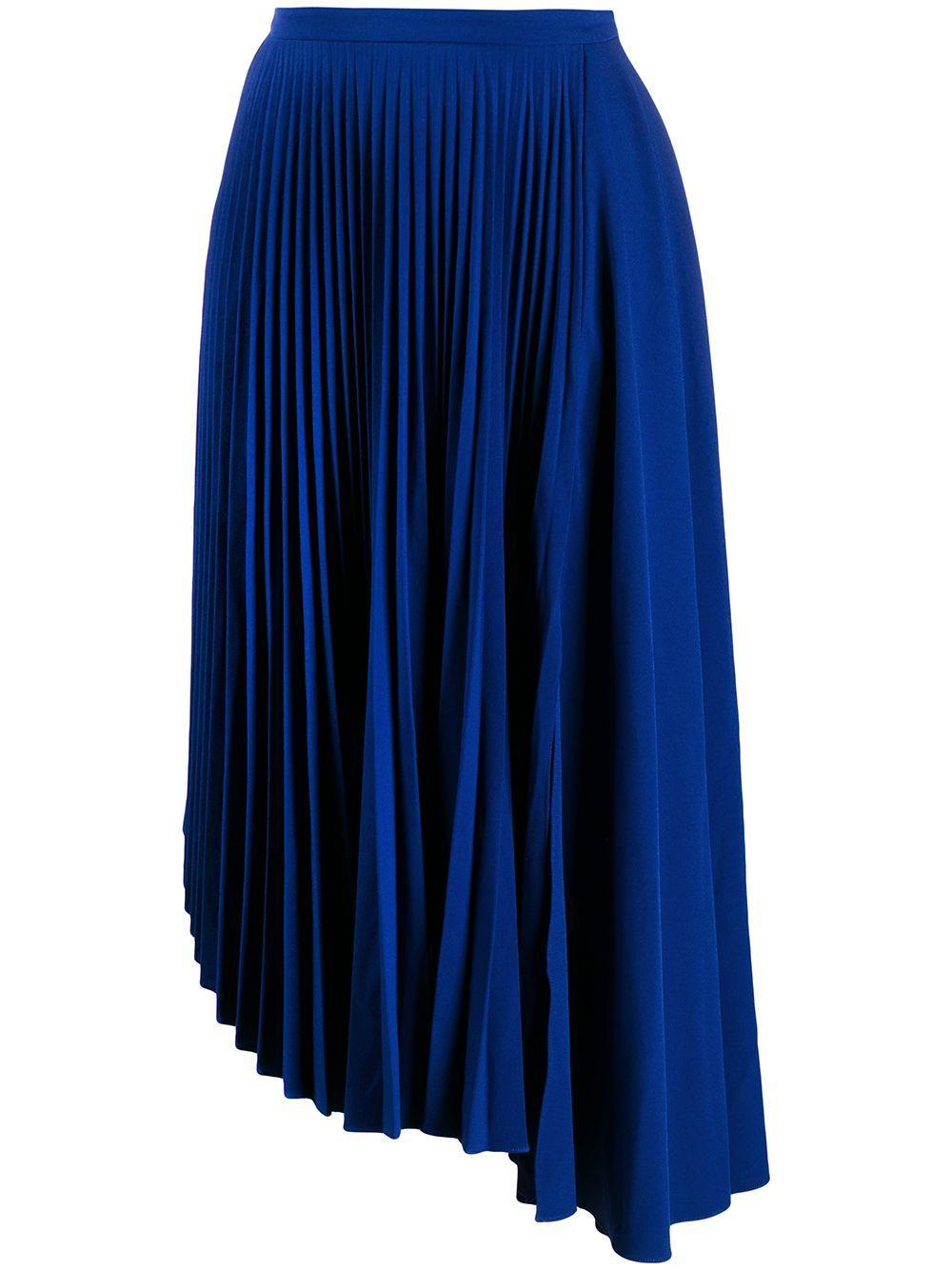 Markus Lupfer Maddie pleated skirt