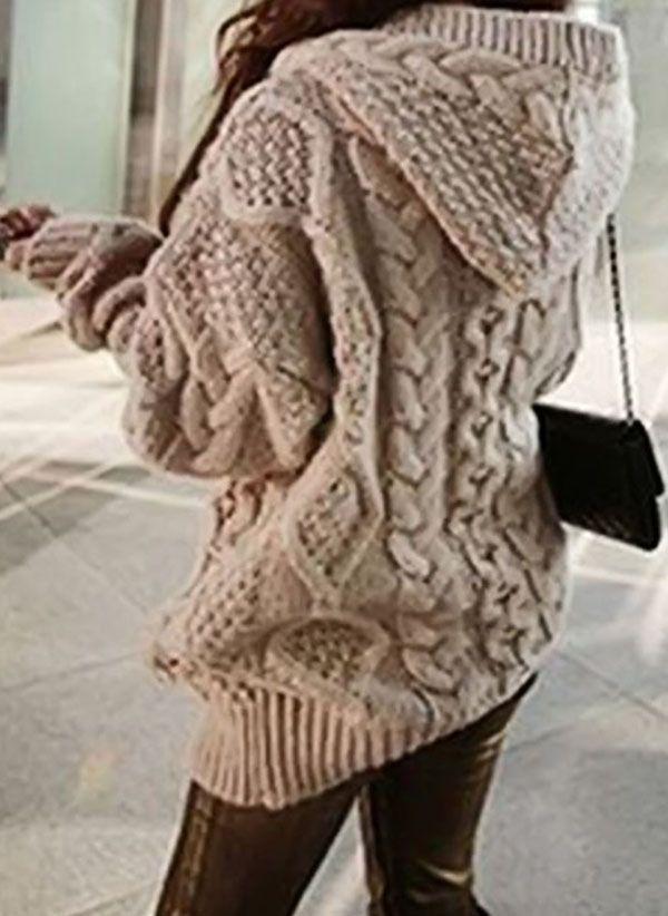 Вязаный свитер осень/зима 2019-2020 1260297