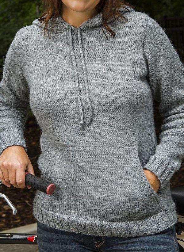 Вязаный свитер осень/зима 2019-2020 1400691