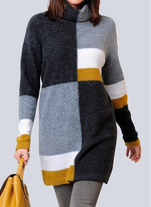 Вязаный свитер осень/зима 2019-2020 1400749