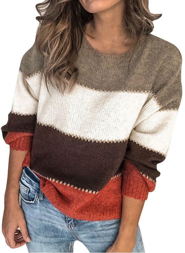 Вязаный свитер осень/зима 2019-2020 1405797