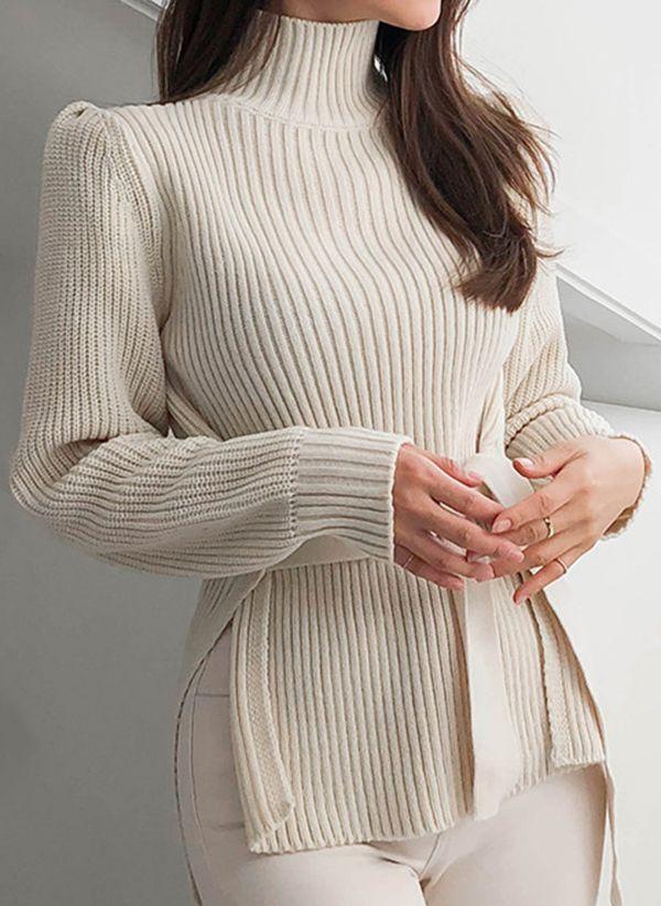 Вязаный свитер осень/зима 2019-2020 1407323
