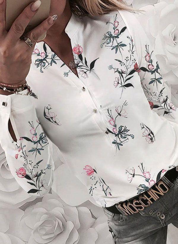 Белая блузка 1333735