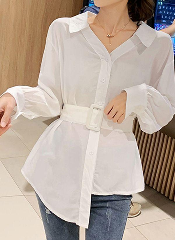 Белая блузка 1371455