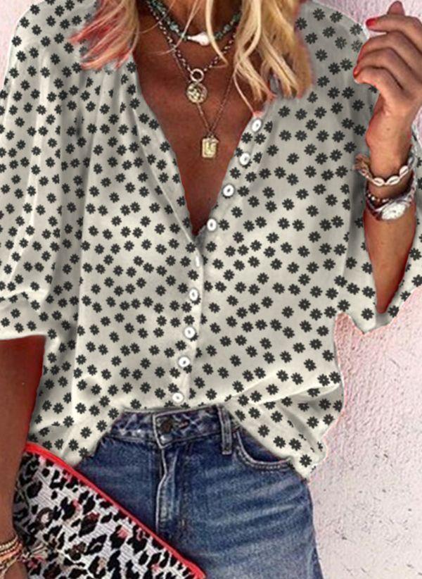 Белая блузка 1417317