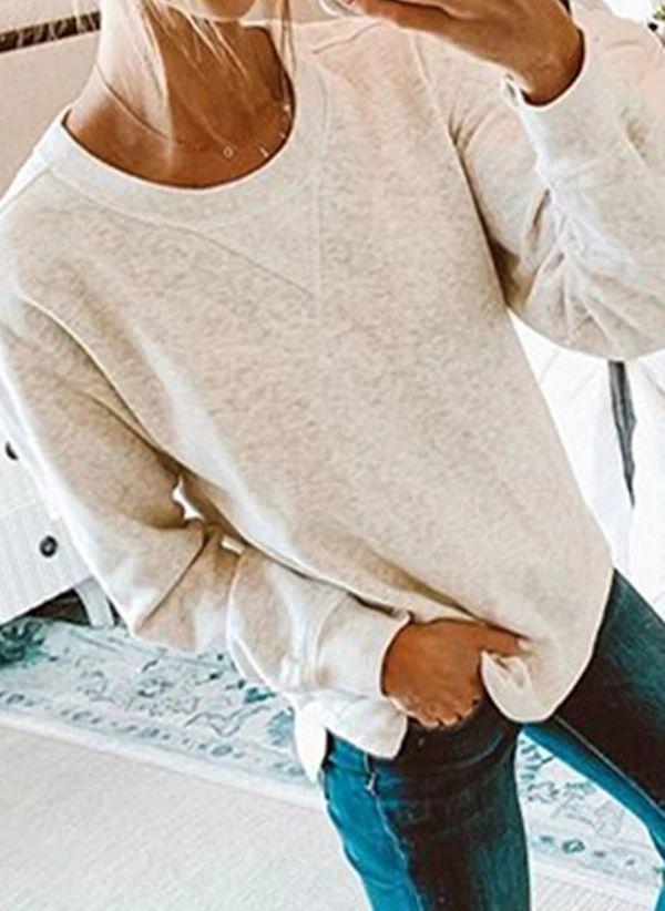 Белая блузка 1425542