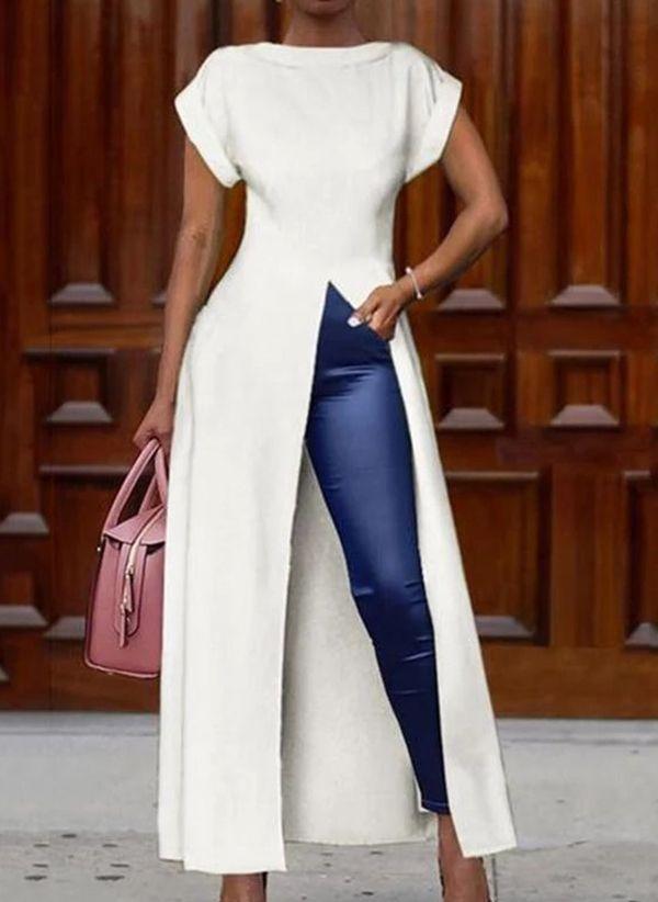 Белая блузка 1430712