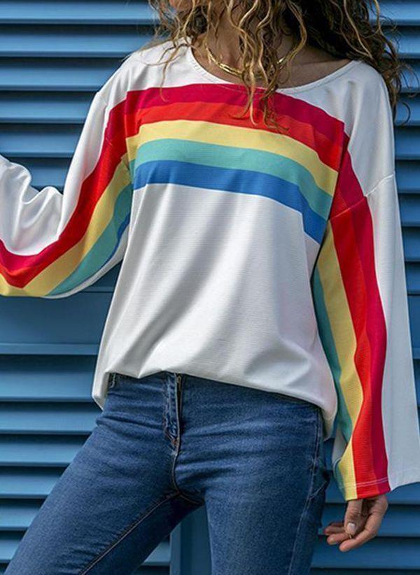 Белая блузка 1430743