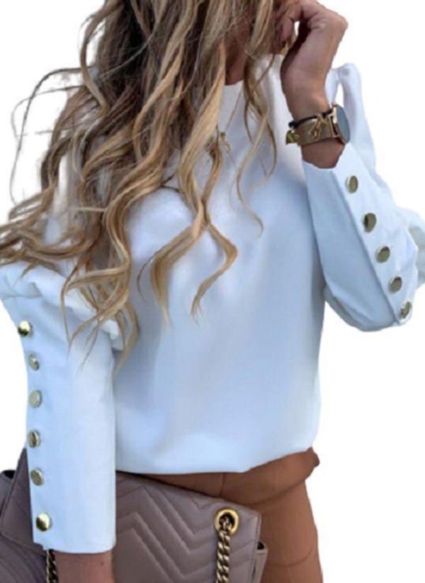 Белая блузка 1434519