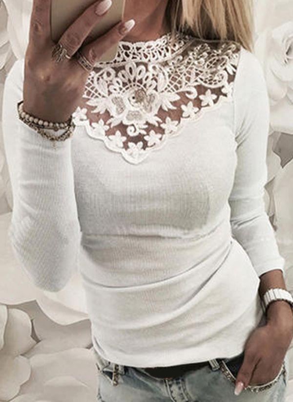 Белая блузка 1439822