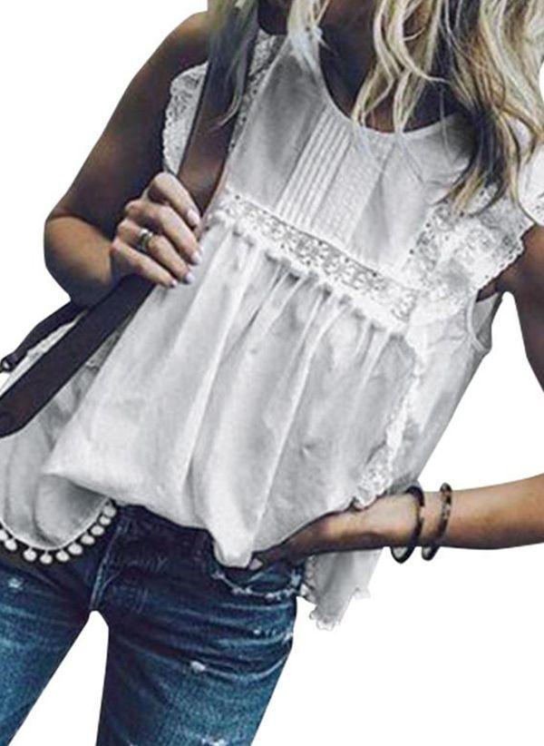 Белая блузка 1439926