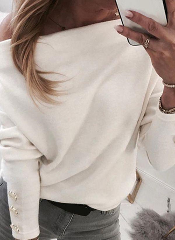 Белая блузка 1442404