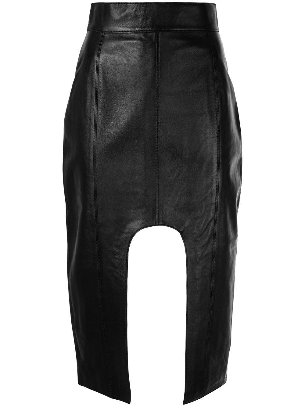 Boyarovskaya юбка-карандаш с вырезами