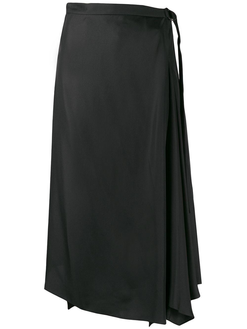 Brunello Cucinelli юбка асимметричного кроя