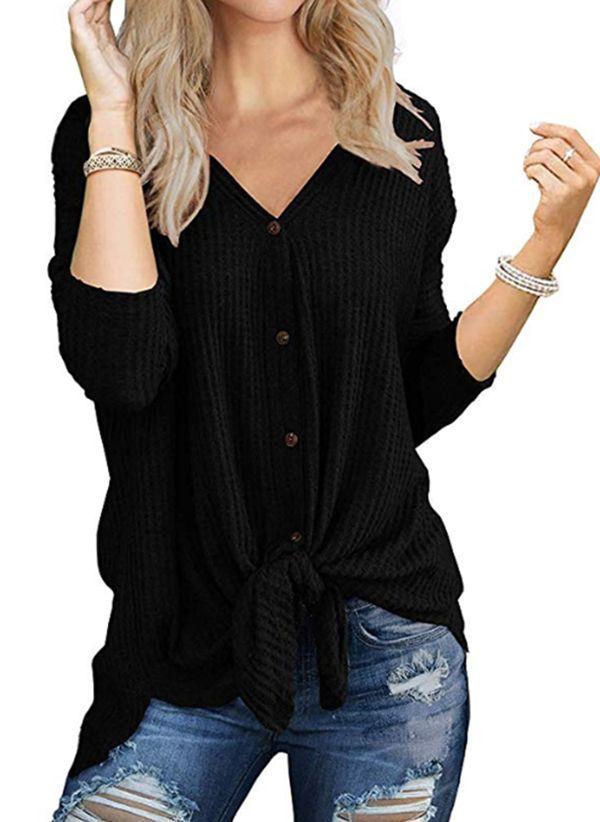 Черные блузки 1422045