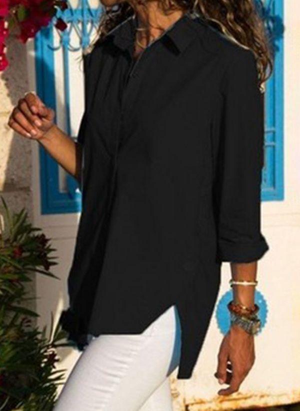 Черные блузки 1456330