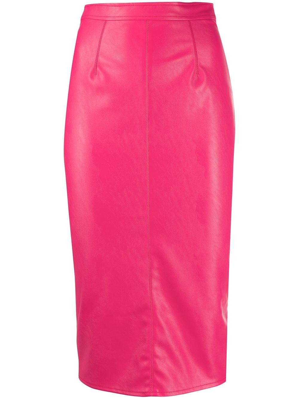 Elisabetta Franchi fitted pencil skirt