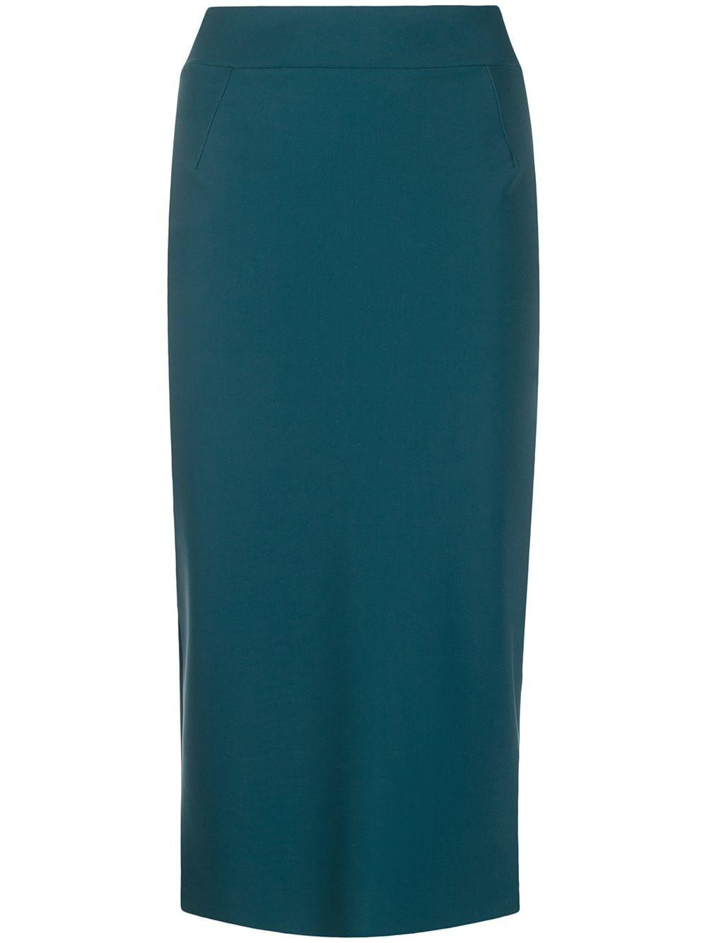 Le Petite Robe Di Chiara Boni юбка-карандаш миди Delfina