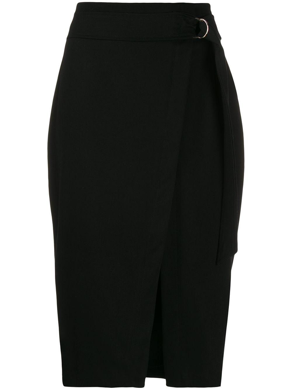 LIU JO belted pencil skirt