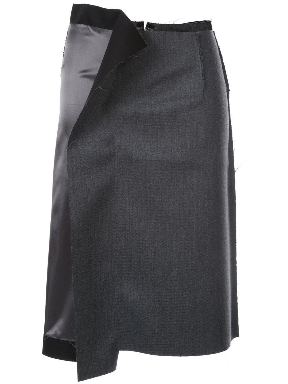 Maison Margiela юбка-карандаш