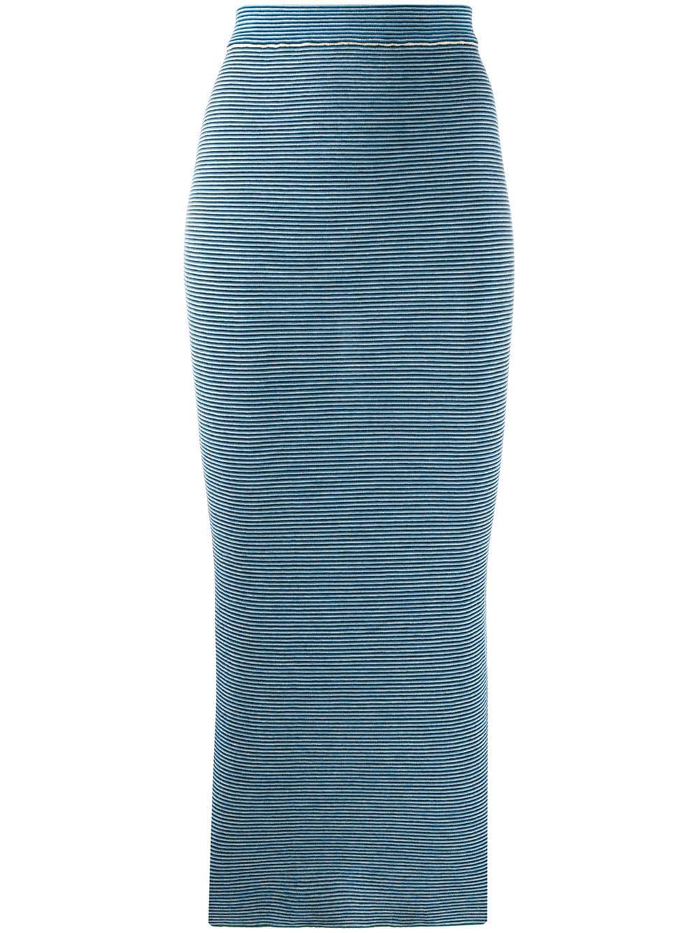 Marni трикотажная юбка-карандаш