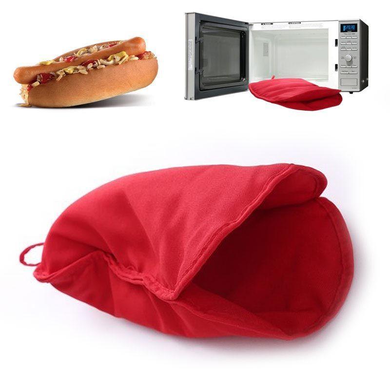 Мешочек для приготовления Хот дога за 1 мин Microwave Hotdog Cooker