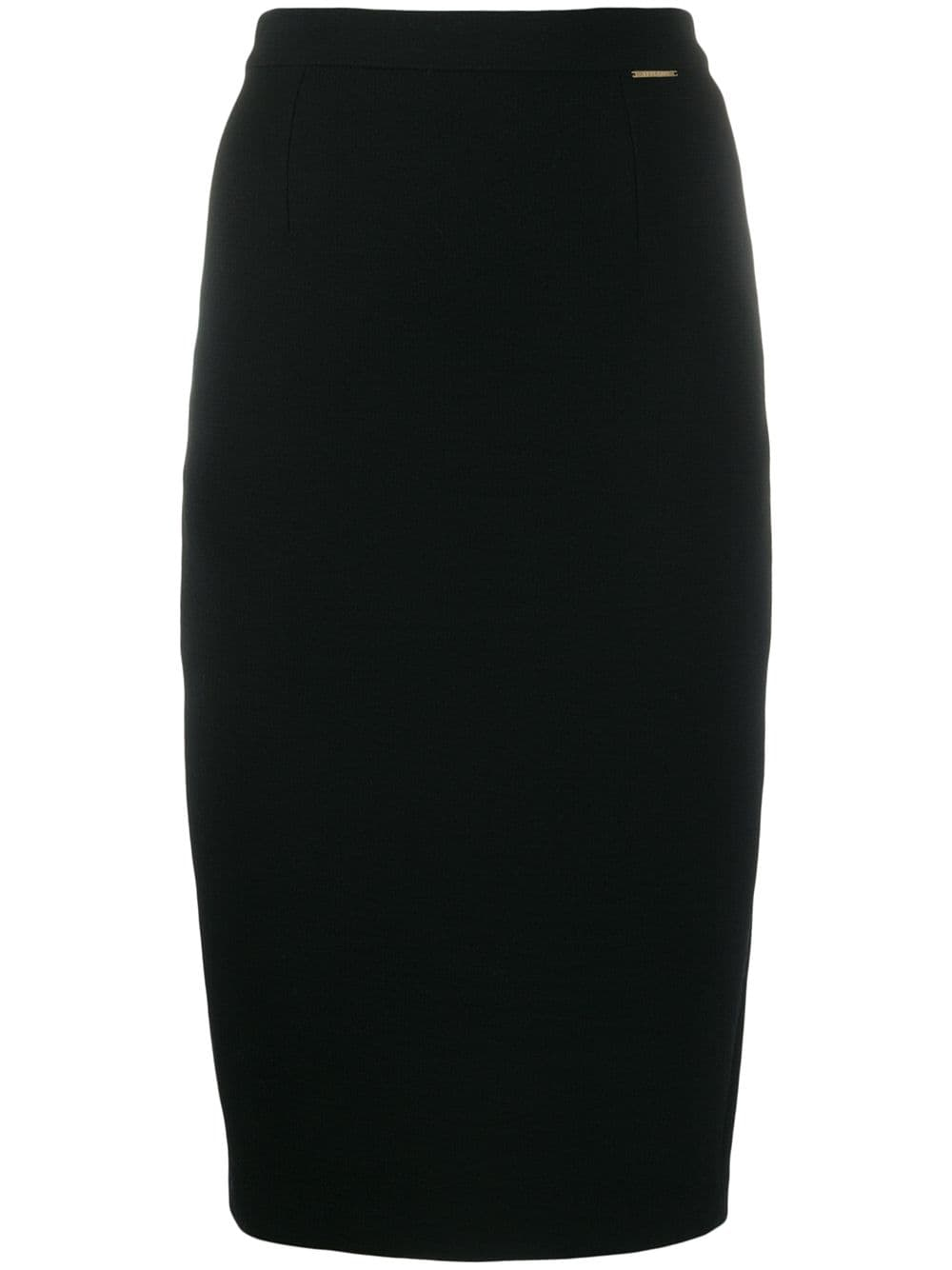 Styland wool pencil skirt