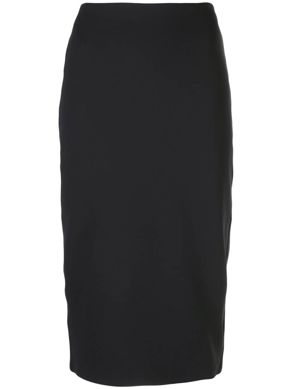 The Row юбка-карандаш с завышенной талией