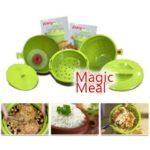 Волшебная кастрюля для микроволновки Magic Meal