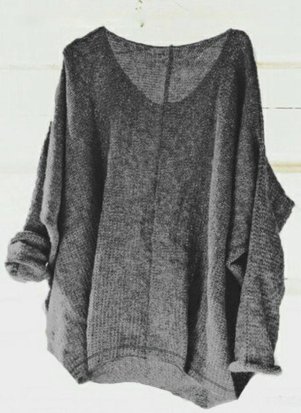Вязаный свитер осень/зима 2019-2020 1260292