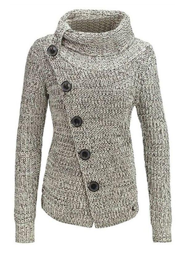 Вязаный свитер осень/зима 2019-2020 1356749