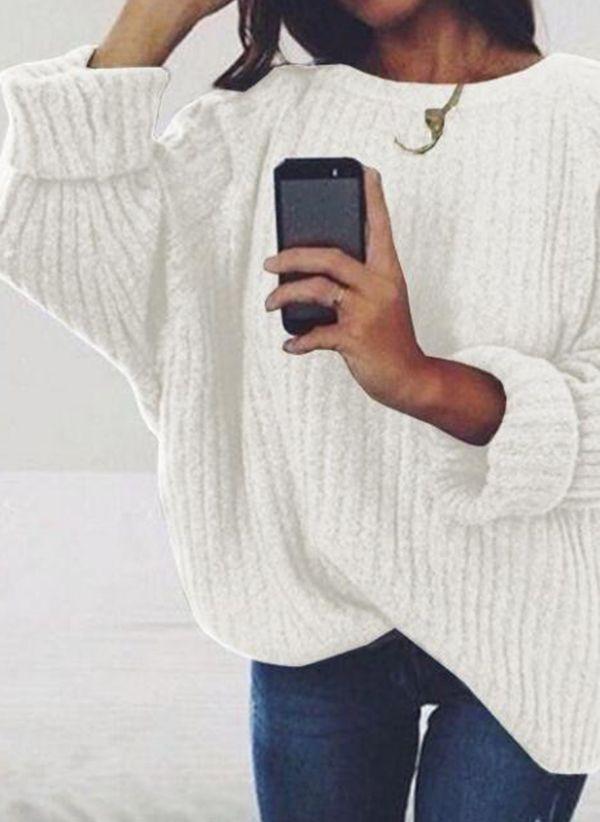 Вязаный свитер осень/зима 2019-2020 1360681