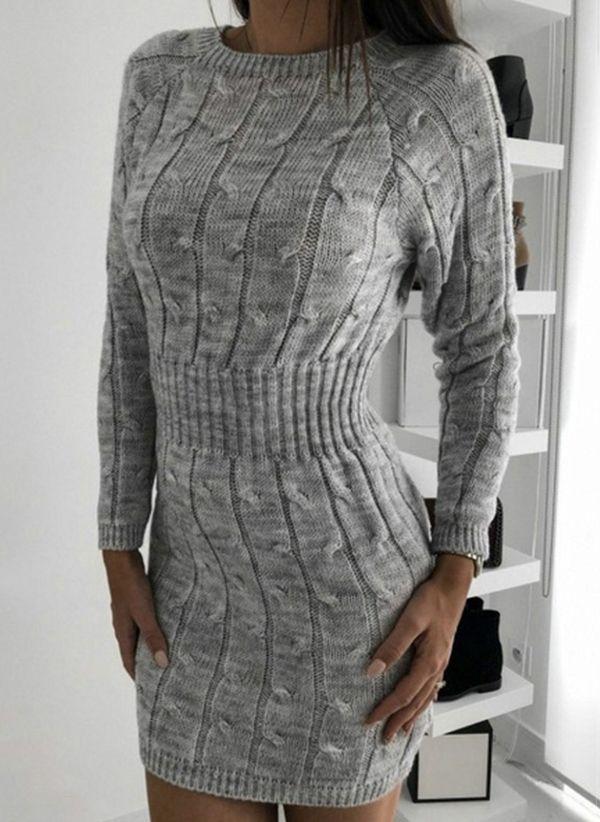 Вязаный свитер осень/зима 2019-2020 1396953