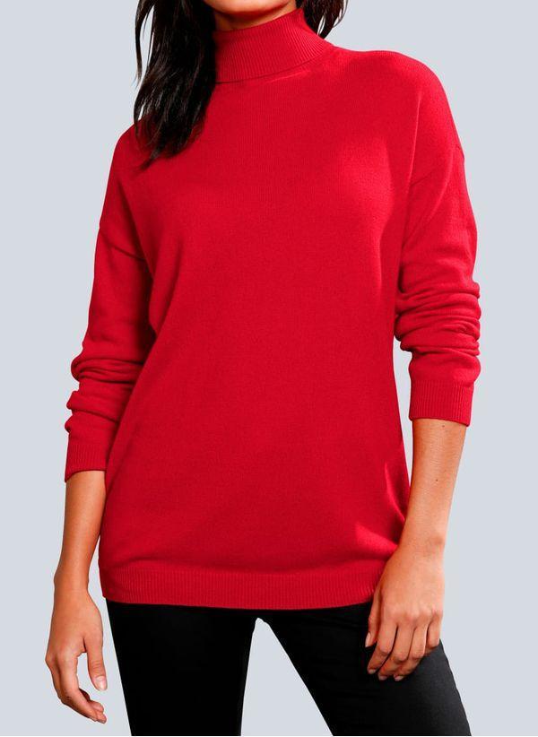 Вязаный свитер осень/зима 2019-2020 1400754