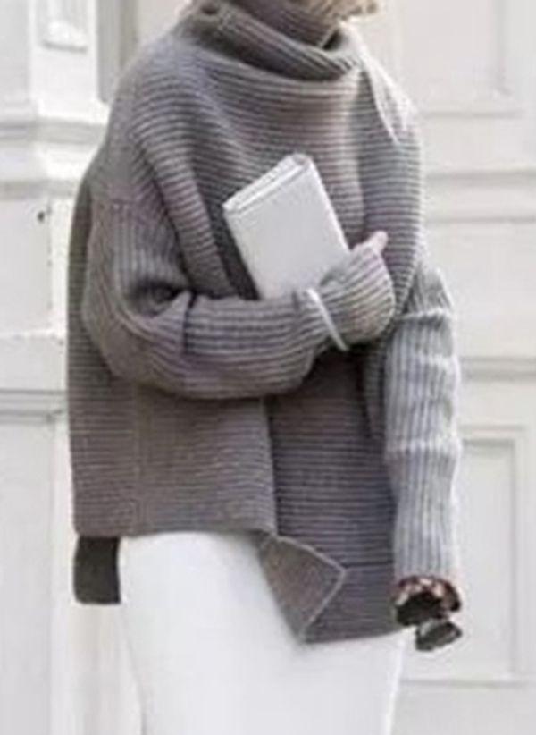 Вязаный свитер осень/зима 2019-2020 1409664