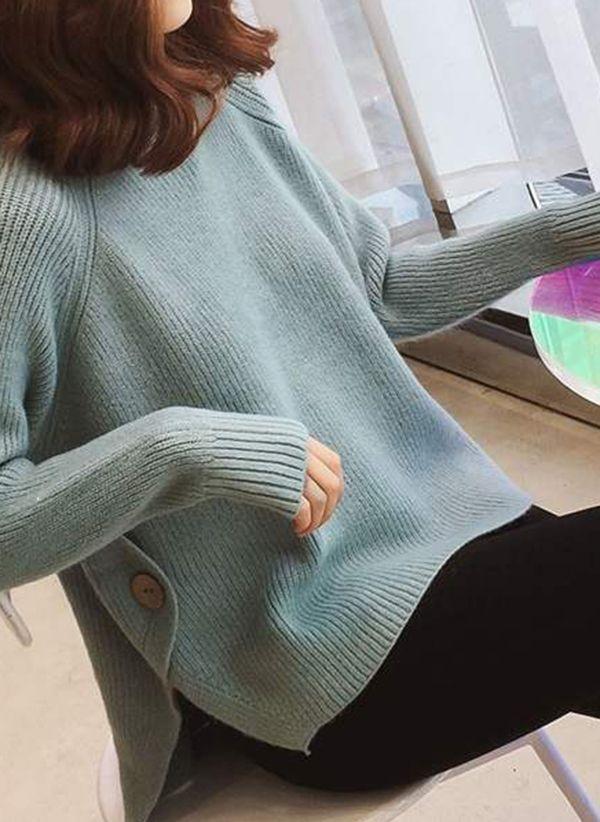 Вязаный свитер осень/зима 2019-2020 1417120