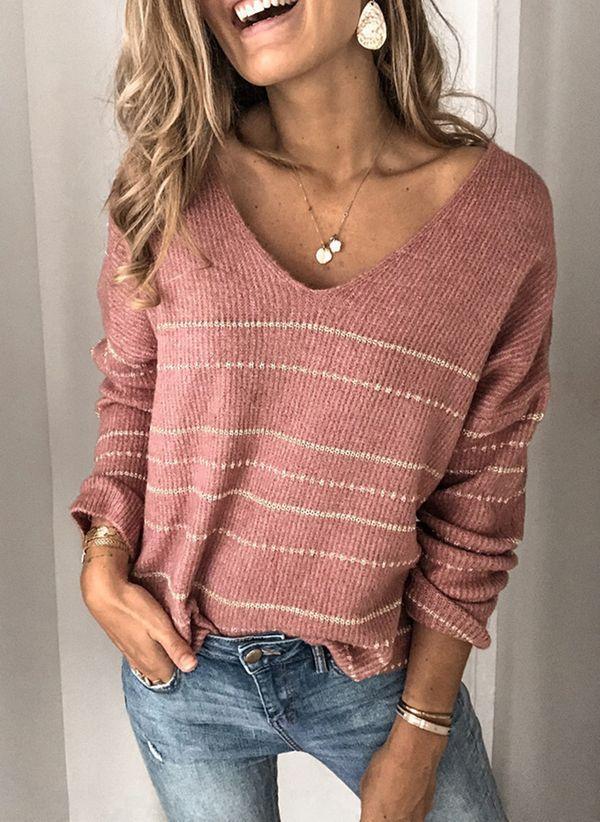 Вязаный свитер осень/зима 2019-2020 1434147