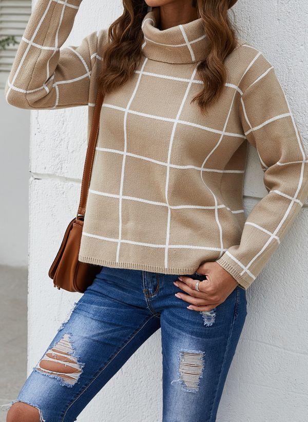 Вязаный свитер осень/зима 2019-2020 1439031
