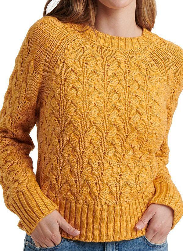 Вязаный свитер осень/зима 2019-2020 1444667