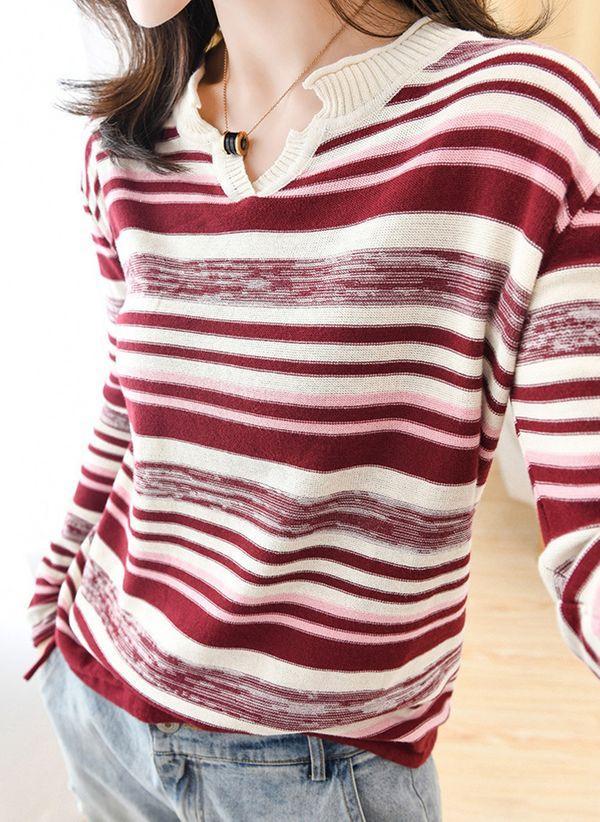 Вязаный свитер осень/зима 2019-2020 1445351