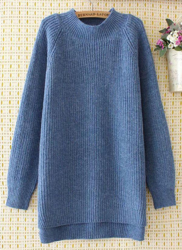 Вязаный свитер осень/зима 2019-2020 1451746