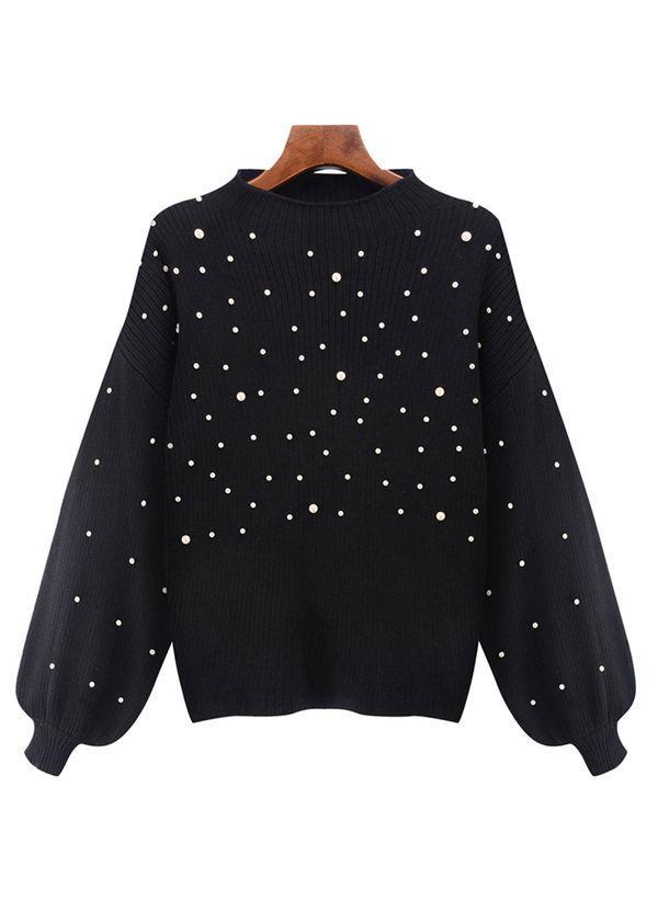 Вязаный свитер осень/зима 2019-2020 1457233