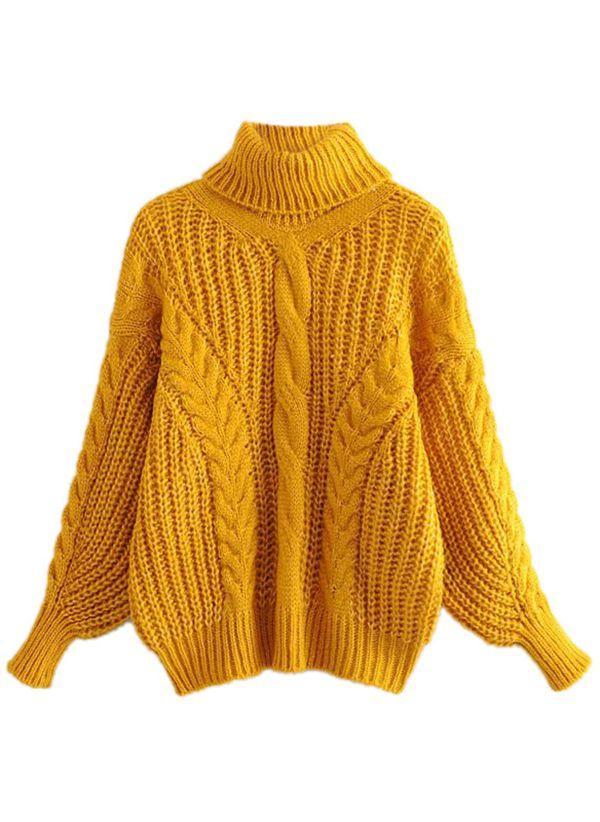 Вязаный свитер осень/зима 2019-2020 1457280