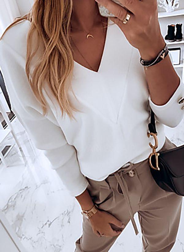 Белая блузка 1452663