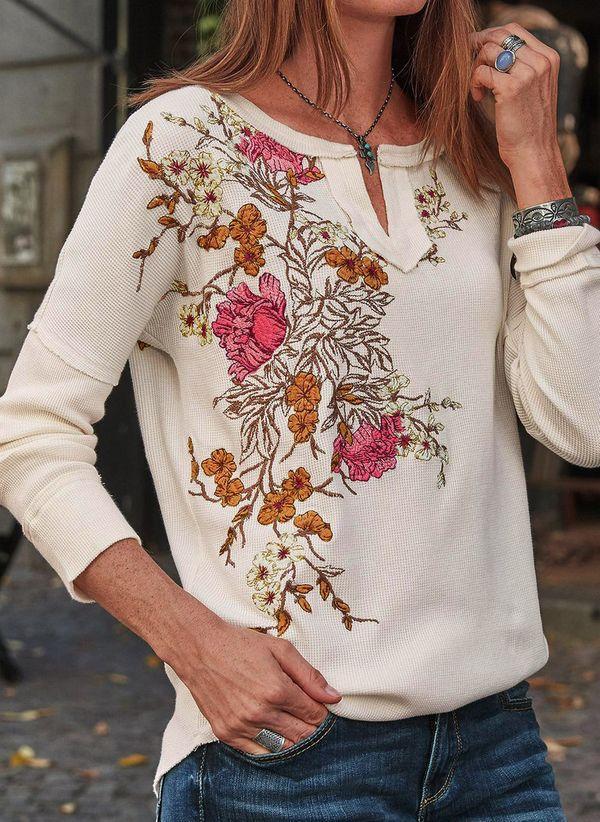 Белая блузка 1455900