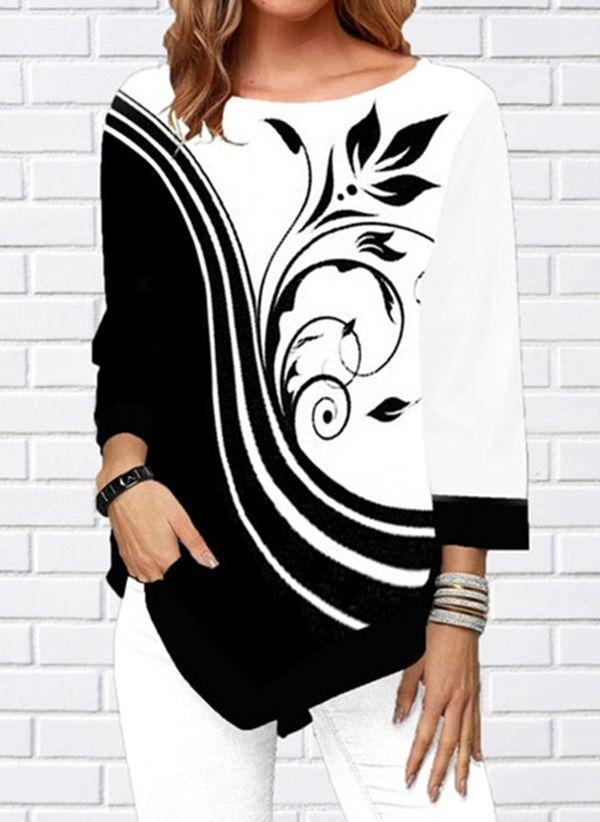 Белая блузка 1458232