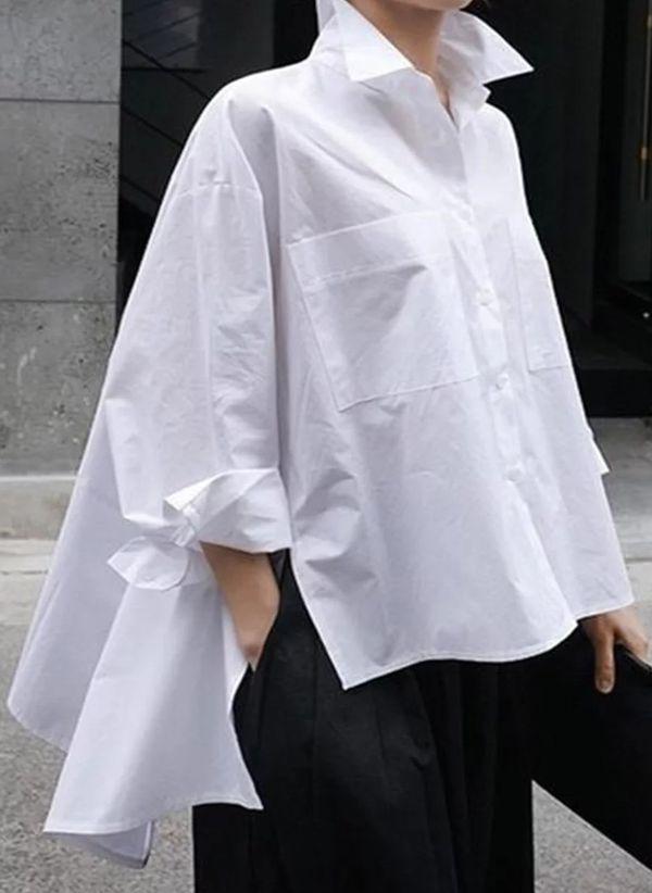 Белая блузка 1461055